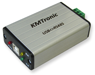 KMtronic Opto Isolated USB to RS485 FTDI Interface Converter