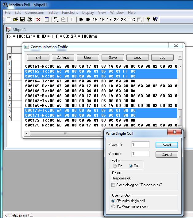 Modbustools And Kmtronic Modbus Tcp Relay Board