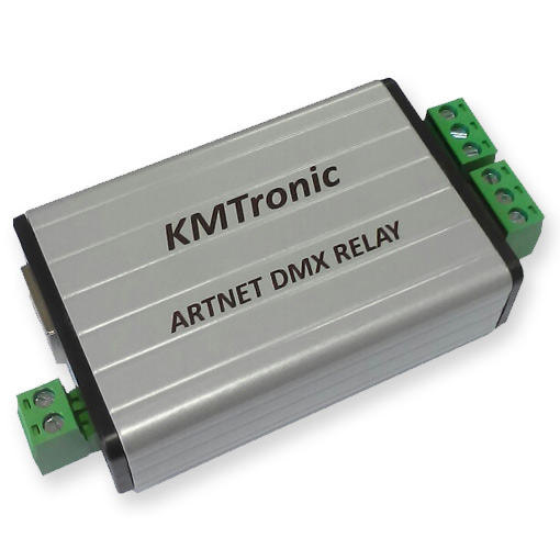 controller KMTronic USB /> RS485 /> 40 Channel Relay Board