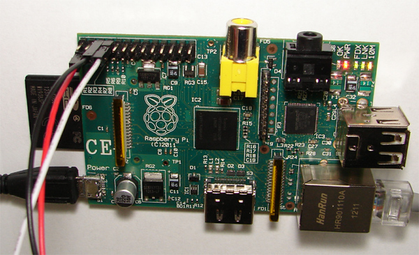 Controlling RS485 Relays by Raspberry Pi