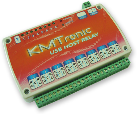 KMtronic USB Host  Arduino compatible relay board