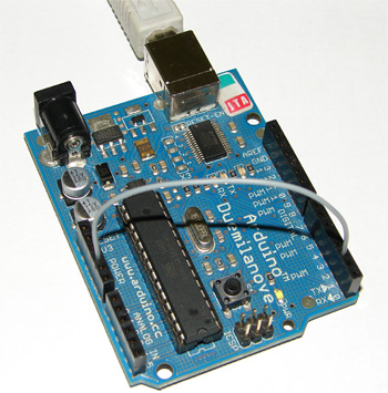 Mach3 ModBus and Arduino